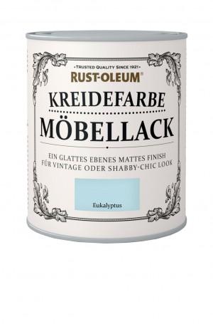 Kreidefarbe Mobellack Eukalyptus
