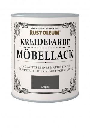 Kreidefarbe Mobellack Graphit