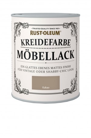 Kreidefarbe Mobellack Kakao