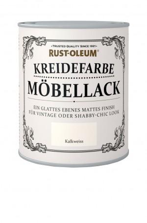 Kreidefarbe Mobellack Kalkweiss