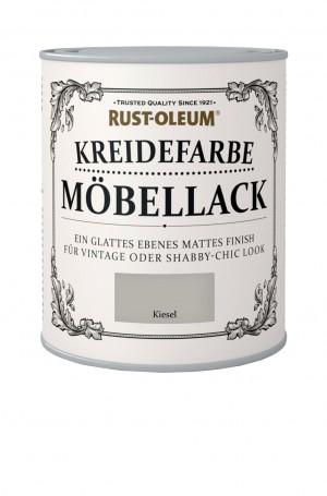Kreidefarbe Mobellack Kiesel