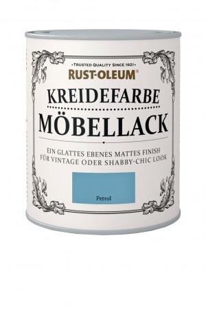 Kreidefarbe Mobellack Petrol