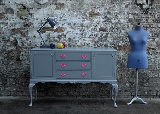 Wie Sie Ihren Möbeln einen neuen Anstrich verpassen