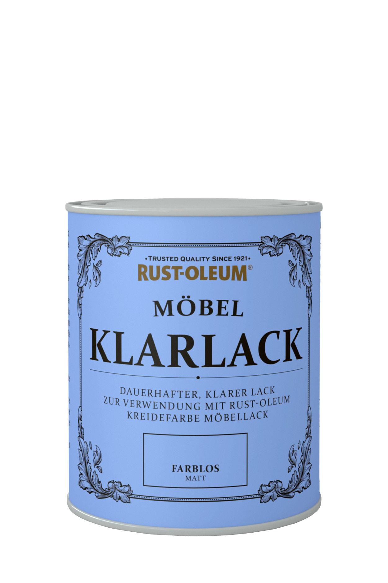 Mobel Klarlack Farblos