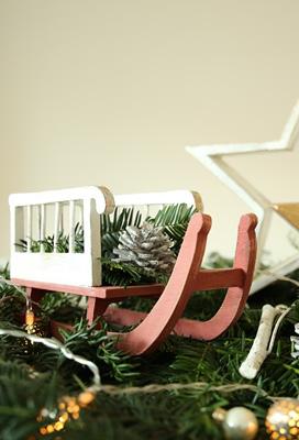 Zauberhaft und Festlich: Weihnachten im Shabby Chic