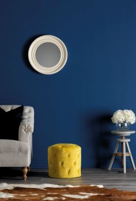 Lieblingsfarbe: Blau