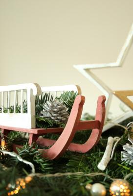 Zauberhafte Weihnachtsdeko – Einfach selbermachen