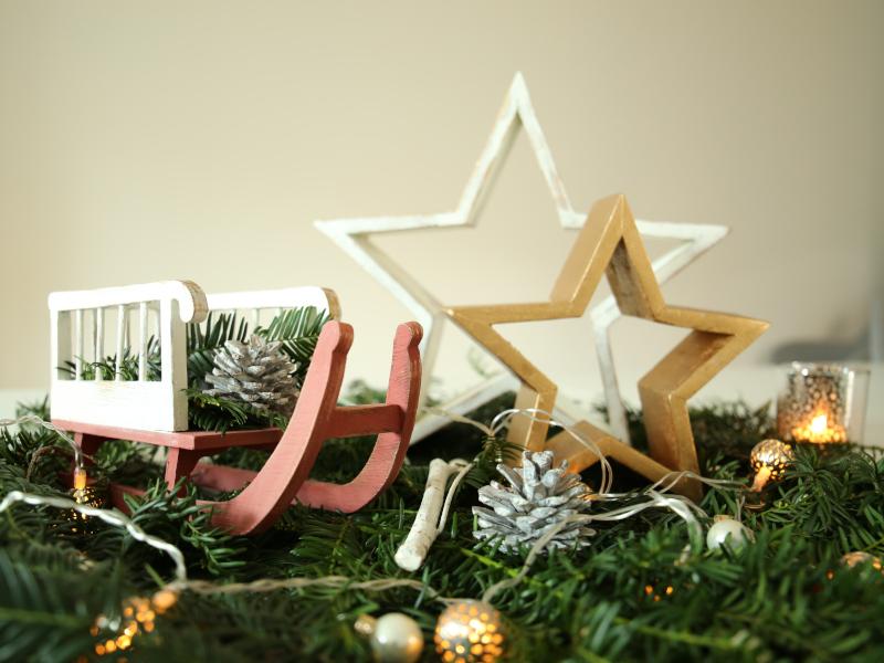 Zauberhafte Weihnachtsdeko – Einfach selbermachen » Rustoleum Spray ...
