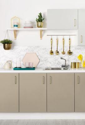 Neue Küche? Nein, neue Farbe!